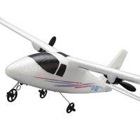 بدون طيار DIY RC طائرة لعبة التحكم عن طائرة شراعية QF-002 352mm Wingspan 2.4 جرام 2ch RTF EPP كرافت رغوة كهربائية في الهواء الطلق الجناح الطائرات