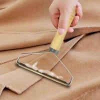 Manuel Lint Remover Giysileri Fuzz Kumaş Tıraş Makinesi Giyotin Çıkarma Rulo Hairball Fırçası Temizleme Araçları Deniz Nakliye