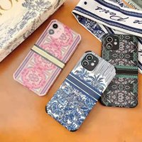 Fashion Designer Vintage Silicone Cell Phone Cases for Iphone 12 11 Pro max Xs Xr 7 8plus