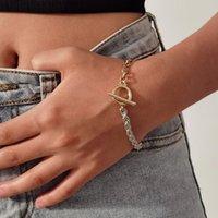 Braccialetto di cucitura del braccialetto del braccialetto del braccialetto del braccialetto del braccialetto del braccialetto del braccialetto del braccialetto della coppia rotonda del braccialetto del braccialetto di Twisting della lassa