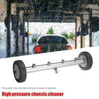 Bequemer Ersetzen von Autozubehör 16 Zoll Druckwaschanlage Unterwagenreinigung 4000 PSI mit 3 Verlängerungsstäben