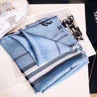 2021 Знаменитый дизайнер MS Xin Дизайн подарок шарф высококачественный 100% шелковый шарф Размер 180x90см