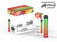 Kangvape Alphaa Onee Plus عصا المتاح vape القلم e سيجارة كاتب كيت 870mAh بطارية 8.5 ملليلتر