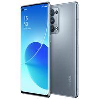 "Original Oppo Reno 6 PRO + PLUS 5G Mobiltelefon 8 GB RAM 128 GB ROM Snapdragon 870 Octa Core 50MP AI NFC Android 6.55 ""AMOLED Full Screen Fingerabdruck ID Gesicht Smart Mobiltelefon"