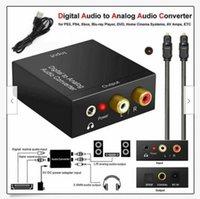 Adaptateur de convecteur de convertisseur audio analogique de TOSLINK OPTICAL COAXIAL TOSLINK SOS RCA 3.5MM L