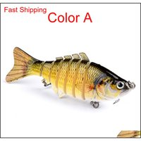 Fishing Lures Wobblers Swimbait Crankbait Hard Bait Isca Artificial Fishing Tackle Lifelike Lur uVr hairclippers2011