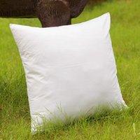 40 * 40 comodo trasferimento di calore morbido semplice divano bianco cuscino soggiorno cuscino cuscino camera da letto testa del letto moderno tessile domestico semplice