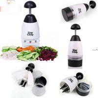 Légumes Chopper Play Cuisine Tool à la main Home Machine Machine Graqueur Végétal Thuturateur Thuturator Kit avec boîte de vente au détail HWF9210