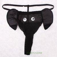 Underpants Men's Sexy Underwear Trousers Head Elephant Nose Man Pants Boxer Temptation Lingerie Masturbation Human Nature