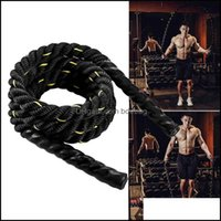 Jump Equipments Supplies Sports & Outdoorsjump Ropes Calorie Imp Strength Workout Skip Fitness Thick Heavy Weighted Training Rope Building M