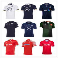 2019 2020 2021 Wales Rugby Jersey Scotland Rugby Jerseys 19 20 National League Wales Rugby Camisolas Vermelho Mens Tamanho S - 3XL