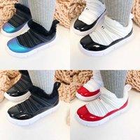 Hot Caterpillar J11 2020 basketball Fur keep warm Children Running shoes boy girl youth kid sport Sneaker size 24-35