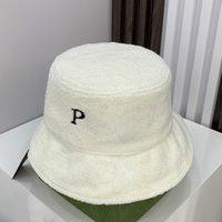Luksusowy projektanci wiadro kapelusz męskie i damskie jesienne zimy rybak czapka Ciepła projektant kapelusze zimowe Moda wysokiej jakości 3 kolory dobre ładne ładne