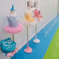 Children's clothing model props Commercial Furniture baby cloth models display rack window clothes stage property kids color