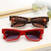 Boyarn 2021 Fashion Personality Sunglasses Design, FF For Men Trend Women, And Simple Frame Round New Versatile Glass Oxnpt