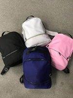 4 Farben Lu Sport Rucksack Herren Damen Outdoor Bags Yoga Rucksäcke Hochwertige Reiseschule