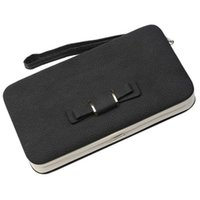 Wallets Multi-Function Mobile Phone Bag Bow Lunch Box Fashion Clutch