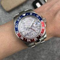 rolex 2021 BEST-VERKAUFT 40MM Mechanische Uhren-Datums-Funktion Edelstahlmaterial der modischsten Uhren Armbanduhren
