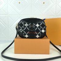 الفاخرة مصمم رسول جديد المد النسخة الكورية من حقيبة الكتف البرية أزياء حقيبة يد صغيرة بسيطة 45528