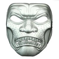 Party Masks Spartan Warriors Mask Knight War Halloween Masquerade Cosplay Props 10pc lot Resin Horror Grimace Sparta