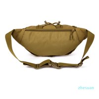 Utility Camouflage Outdoor Tactical Waist Pack Pouch Camping Hiking Outdoor Fanny Bag Belt Crossbody Chest Bags