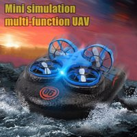 Mini Drone Helicopter 4CH Toy Quadcopter Drone 6 Axis 3D Hea...