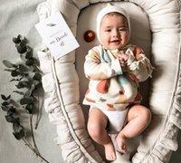 Bettwäsche-Sets Tragbares Schlafnest für Babybett Kinderbett Krippe Infant Uterus Bionic Kleinkind Cradle Matratze Born Pads