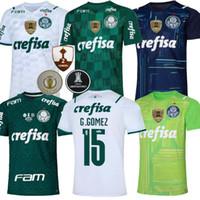21 22 Camisas Palmeiras Soccer Jersey G.Gomez G.veron L.ADRIANO RAMIRES DUDU 2021 2022 حارس المرمى نهائيات الرجال والاطفال كيت قميص كرة القدم