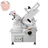 Automatic Planing Sheet Meat Lamb Slicer Electric Freeze Cutting Machine Mutton Rolls Grinder Cutter 110V 220V