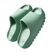 Niki 2021 New Kanye Slippers Home Sliders Summer Multicolor Beach-side Flip-flop Sandal Comfortable Breathable Tongs Homme