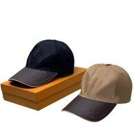 High Quality Fitted Hats Baseball Cap Ball Caps Bucket Hat Snapbacks Women Men Casual Solid Velcro Closure Dome Sunhat Summer Visor Bonnet Outdoor Sports Tennis