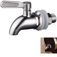SUS 304 Stainless Steel Spigot Faucet keg Tap for Beverage Wine Beer juice Dispenser Parts coffee tap