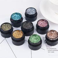Nail Gel Art Glitter Powder Dust UV Acrylic Sequins Christmas Nails Tips DIY Design Decoration Tool