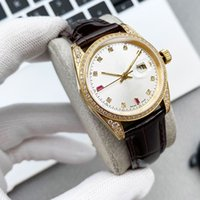 Women Watch Automatic Mechanical Fashion Watches 32mm Ladiy Wristwatches 316L Stainless Steel Case Blue Crystal Glass Montre de Luxe High Qu