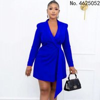 Ethnic Clothing 2021 Africa African Dresses For Women Dashiki Style Spring Autumn Dress Clothes Fashion Africaine Femme