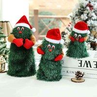 Fun Rotating Christmas Tree Electric Christmas Tree Doll Dancing Singing Christmas Tree Toys Children Decoration