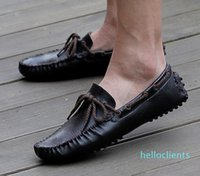 New arrival men's Fashion comfort soft-soled flats shoes male Wedding Homecoming Prom Formal Formal Boat shoes for man