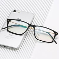 Moda óculos de sol quadros vintage quadrado titanium óculos quadro homens mulheres miopia prescrição óculos ópticos linde dinamarca óculos