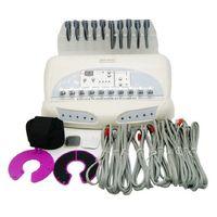 2021 Personal Rusia Wave Electrodos EMS Musticle Stimulator Body Slimming Machine de masaje con los mejores resultados