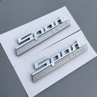New Luxury Sport Line Fender Emblem for BMW 740 750 750Li 730 Urban Modern M Performance Gran Coupe Bar Logo Car Styling