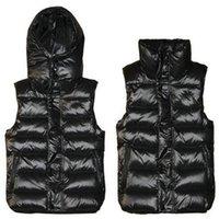 2021 chaleco para hombre chaqueta de alta calidad de alta calidad Moda negra Moda clásicos Top sin capucha sin capucha Ropa de invierno