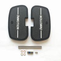 Inmotion V10 V10F 외발 자전거 자체 스케이트 보드 스쿠터 페달 액세서리에 대한 원래 Inmotion 부품 금속 페달 패드