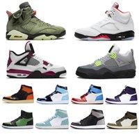 Basse Arrivée 1 1S Basketball Chaussures Haute Noir Bred 11s Concord 23 Hommes Femmes 4s Néon Néon Néon Incarless Obsidian Unc 5 Alternativez Bel Blanc Mens Sneakers
