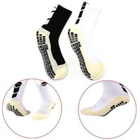Men's Socks 2Pair Anti Slip Safety Cotton Soccer Skin Breathable Unisex Sport