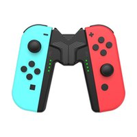 Game Controllers & Joysticks For Switch Joycon Bracket Charger Station Joy Con Controller Charging Dock Nintendoswitch Host NS Acce