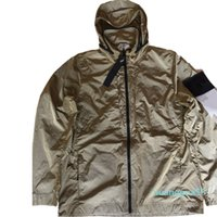 TopStoney 2020 Konng Gonng Новая Весна и осень Тонкая Мода Бренд Куртка Открытый Повседневный Пальто с капотом Воротник