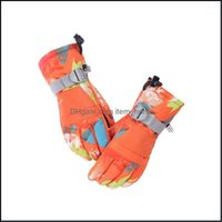 Ski Protective Gear Sports Sports OutdoorsSki Guantes Touch Pantalla Táctil Plus Veet Engrosamiento Aflojado Impermeable Hombres Mujeres Al Aire Libre Escalada Caliente R