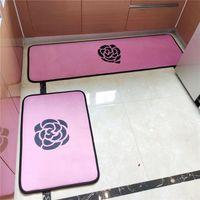 디자이너 doormats 재미 있은 주방 카펫 홈 장식 문 매트 마술 환영 바닥 매트 프론트 베란다 러그 고무 드롭 선박 안티 미끄럼 방지