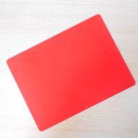 40x30cm Non-Stick-Silikon-DAB-Matten Beste Silikonofen-Matte Wärmedämmung Pad Backformen Kind Tischmatte GWC6904