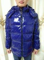 2021 Işık Aşağı Ceket Tasarımcı Ceket Erkek Kış Soğuk Geçirmez Erkekler Mont Kalınlaşmış Sıcak Kapüşonlu En Kaliteli Yeni Desen Kaz Downs Ceketler Büyük Boy